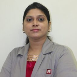 MRUGAYA SHIRODKAR Receptionist of Quality Hearing Care