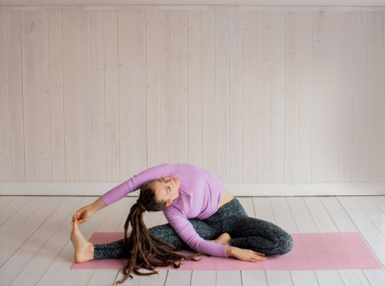 Incorporate light exercise or yoga into your routine