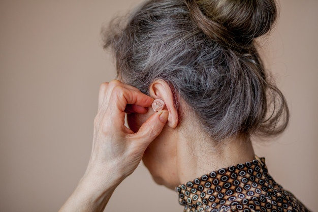 Usage Of Hearing Aid